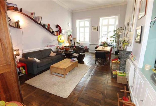 EXCLUSIVITE Vente T4/5 Duplex Rennes Centre Ville - les...