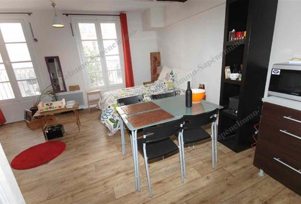 EXCLUSIVITE Vente T1 Rennes Centre Ville - Visitation