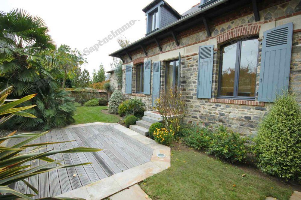 Vente Maison Rennes Prox Bourg Leveque