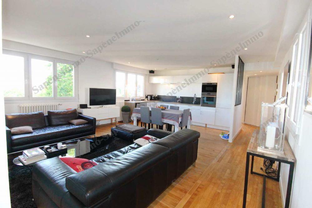 Vente appartement rennes exclusivite vente t4 rennes for Achat maison rennes centre