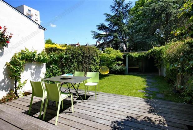 NOUVEAU Vente Maison Rennes Oberthur - Rue de Paris