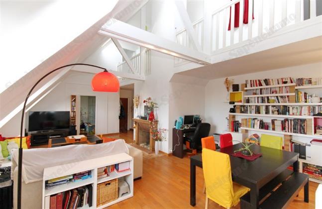 Vente T5 Duplex Rennes Centre Ville