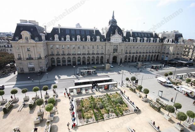 Vente T4 Rennes Centre Ville République  Les Halles
