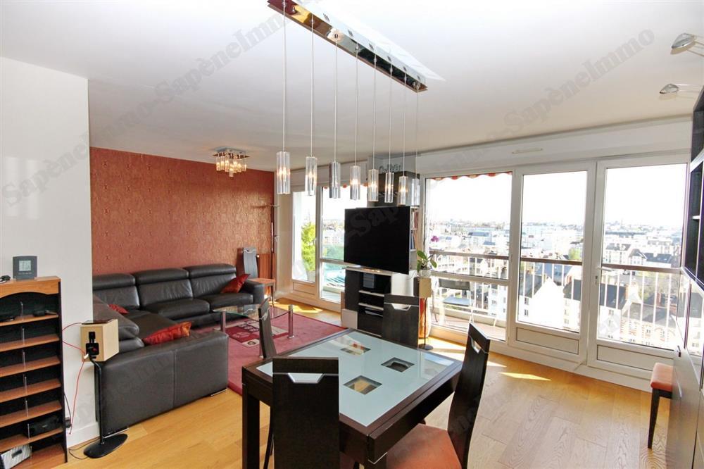 Vente appartement Rennes Centre Ville - Saint Hélier - Thabor