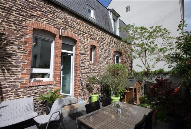 Vente Maison de Ville - Rennes Centre Ville - Prox. Bas...