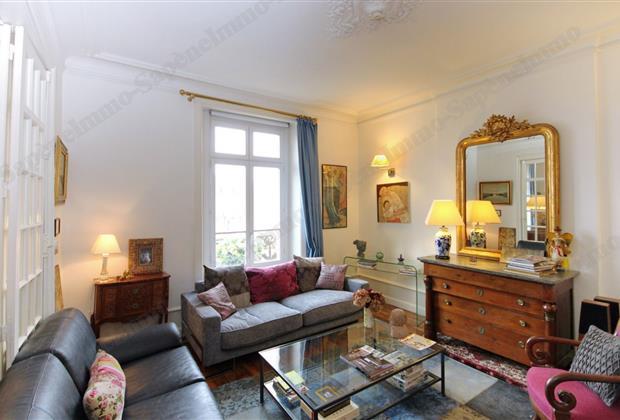 Vente Appartement Rennes Centre Ville - Hoche