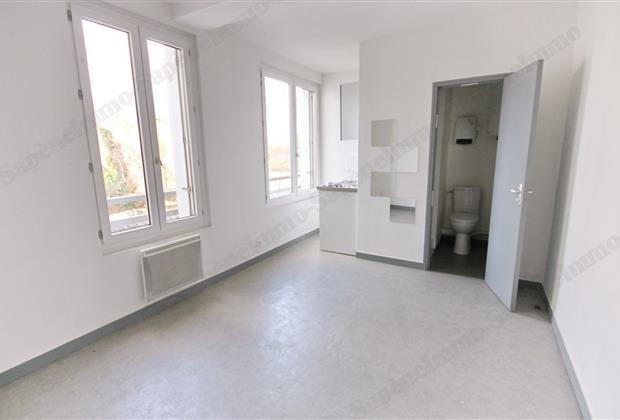 Location Studio Rennes Sacré Coeur