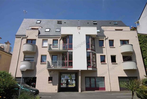 Location T2 Duplex Rennes Vélodrome - Les Quais
