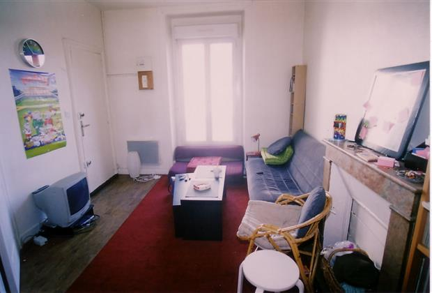 Location T3 Rennes Centre Ville - Les Halles